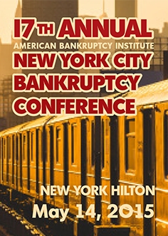 NYC Bankruptcy Conference - May 14, 2015