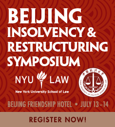 Beijing Insolvency and Restructuring Symposium