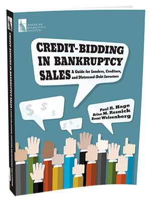 Credit-Bidding Book