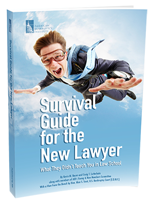 Survival Guide for the New Lawyer