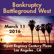 Bankruptcy Battleground West