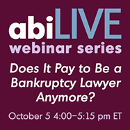 Does It Pay to Be a Bankruptcy Lawyer Anymore