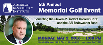 Steven M. Yoder Golf Tournament