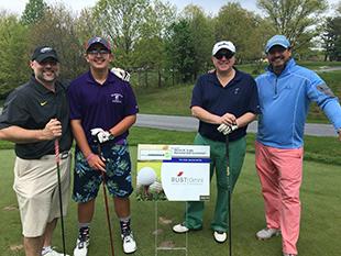 Yoder golf event