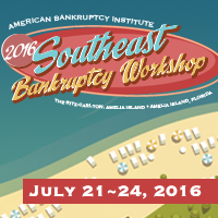 Southeast Bankruptcy Workshop