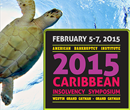 2015 Caribbean Insolvency Conference